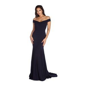 Briar Formal Off The Shoulder Dress